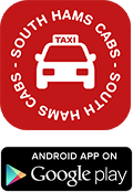 South Hams Cabs APP
